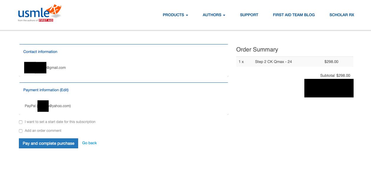 How do I delay my USMLE-Rx subscription? – USMLE-Rx